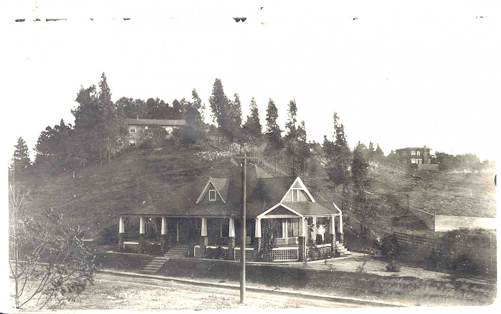 1450 Scott Ave. in 1915